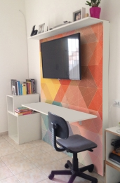 Painel multi-uso e nichos